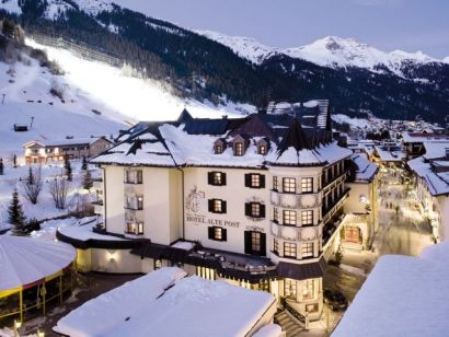Hotel Alte Post from £1455