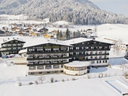 Tyrol and Annexe from £724