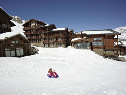 Hotel Village Montana from £1338