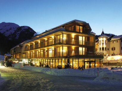 Skihotel Galzig from £1070