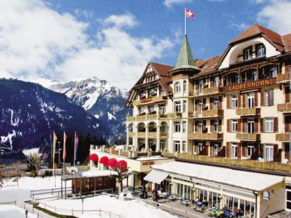 Vic-Lauberhorn from £1354