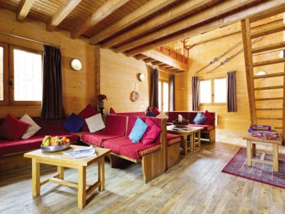 Chalet Glacier from £614
