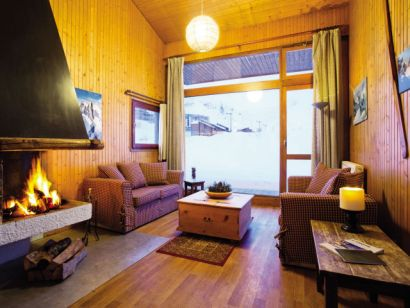 Chalet Pre Du Lac from £650