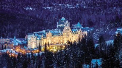Fairmont Chateau Whistler from £1447