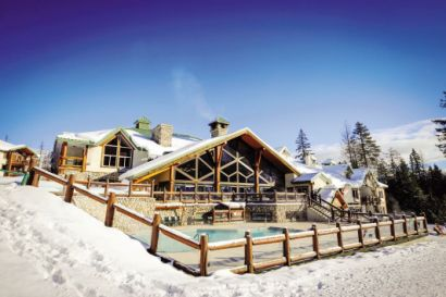 Lizard Creek Lodge and Condos from £1991