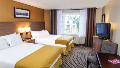 Holiday Inn Express and Suites from £1320