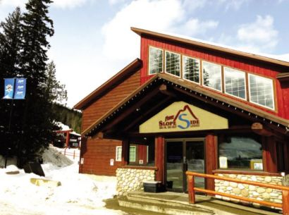 Slopeside Lodge from £1294