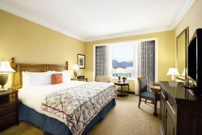 Fairmont Chateau Lake Louise from £2110