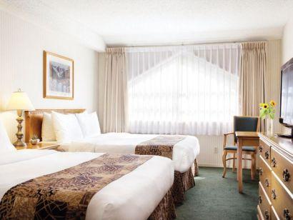 Hotel Listel Whistler from £1078