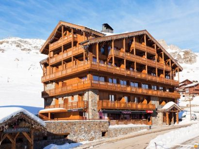 Chalet Montana from £481