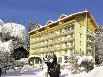 Hotel Wengenerhof from £1016