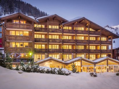 Hotel Schweizerhof Gourmet and Spa from £1620