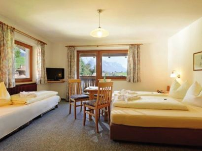 Hotel Feichter from £631
